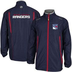 0828cede50e Mens New York Rangers Reebok Navy Blue 2014 Center Ice Rink Jacket. For my  dad