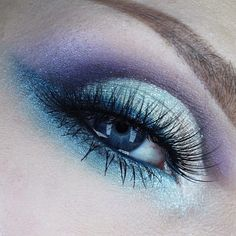Sugarpill Cosmetics @sugarpill Prettiest icy eye...Instagram photo | Websta (Webstagram)