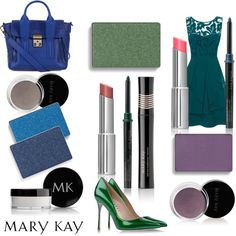 Hue Love, created by marykayus on Polyvore http://m.marykay.com/mt/www.marykay.com/melfrye123/en-US?un_jtt_bcHome=true&un_jtt_redirect