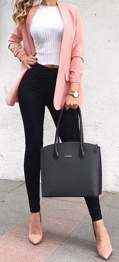 Casual Work Outfits, Work Attire, Mode Outfits, Fashion Outfits, Winter Outfits, Dress Casual, Fashion Clothes, Fashion Ideas, Classy Business Outfits