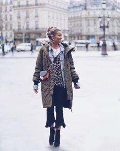12 Ideas De Looks Para Un Fin De Semana Helado | Cut & Paste – Blog de Moda