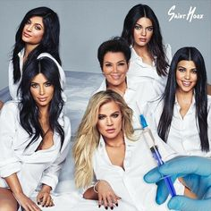 These Kardashian and Jenner Facial Transformation Videos Are Shocking