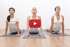 Interested in trying yoga? A beginner yoga sequence could be a quick and easy way to get started. Read on for 7 simple yoga positions for beginners. Fitness Workouts, Yoga Fitness, Fitness Weightloss, Physical Fitness, Sanftes Yoga, Hot Yoga, Yoga Dance, Namaste Yoga, Yoga Sequences