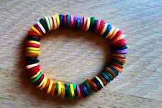 Armbånd af rørperler eller hamaperler Bracelets, Diy, Jewelry, Charm Bracelets, Bricolage, Bijoux, Bracelet, Jewlery