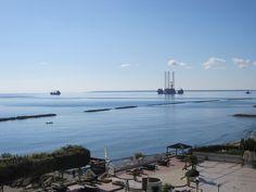 Black Marlin cargo transporter  by CyprusPictures, via Flickr