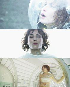 Women of Science Fiction. Alien Convenant, Alien Vs Predator, Horror Icons, Sci Fi Horror, Iconic Movies, Sci Fi Movies, Alien Worlds, Worlds Of Fun, Noomi Rapace Prometheus