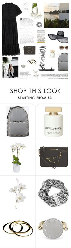 """""""09.07"""" by elena-kov ❤ liked on Polyvore featuring Marni, Valentino, Ultimo, Dolce&Gabbana, Etienne Aigner, Pier 1 Imports, David Yurman, Janna Conner, Marc by Marc Jacobs and fashionset"""