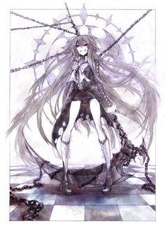 Alice Baskerville | Pandora Hearts