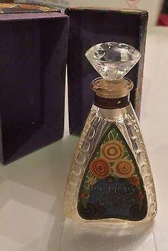 MISMELIS by P.T. PIVER, PARIS, (circa 1921) Bottle & Original Box!!