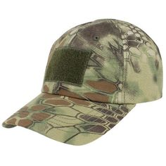 Condor Tactical Cap in genuine Kryptek Mandrake camo. This durable  amp   lightweight baseball cap 48df8215dc