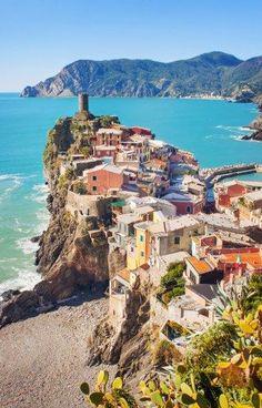 Cinque Terre (Italien)