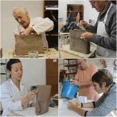 ecm* Ceramic Techniques, Coat, Ceramics, Fashion, Ceramica, Moda, Sewing Coat, Pottery, Fashion Styles