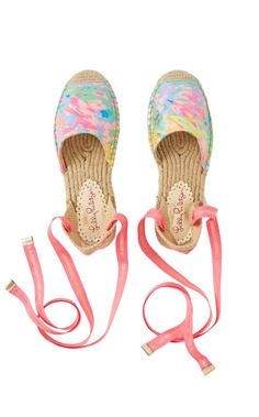 36b24aa03fc1 Lilly Pulitzer Espadrille Leather Espadrilles
