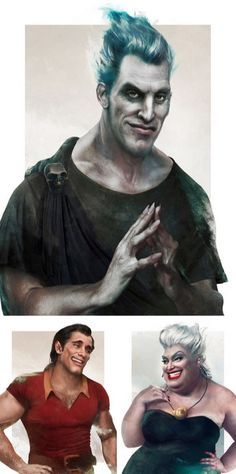If the Disney Villains existed in real life, ominous laughter would echo throughout the world, nefarious plans would go wrong left and right, and there's a good chance eggs would be in short supply (looking at you, Gaston). Thank goodness the power of art allows us to experience this without well, experiencing it.