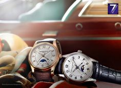 Frédérique Constant - Runabout Riva Historical Society Limited Edition  FC_330RM6B6 & FC_330RM6B4