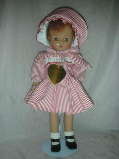 Effanbee Patsy Joan Doll - circa 1994
