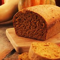 Everyday Health Squash Tea Bread - wanna try this. May alter this for wyatt