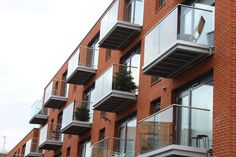 5 years ago today our last ever bolt-on balcony was installed at Macaulay Road! Learn about our innovative Glide-On system and the benefits here Floor Slab, Balcony Deck, Building Structure, Balconies, Steel Frame, 5 Years, Facade