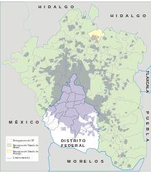 México, D. F. - Wikipedia, la enciclopedia libre