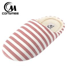 3bff43749 Home Slippers Women Big Size Shoe Soft Velvet Girl Lady Indoor Flats Shoes  Slipper For Winter