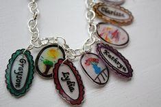 Shrinky Dink Bracelet ...mothers day