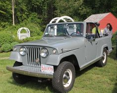 jeepster commando - Bing images Vintage Cars, Antique Cars, Jeepster Commando, Buick, Land Cruiser, Roads, Cool Cars, Bing Images, 4x4