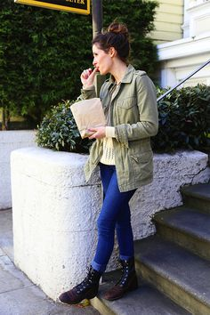 military jackets for spring