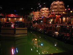 Tonga room for some girly, tropical drinks!