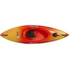 Old Town Canoes & Kayaks Heron Junior Kids Kayak Kayaking With Kids, Kids Kayak, Sports Toys, Kids Sports, Kayak Wheels, Old Town Canoe, Canoe And Kayak, Heron, Water Sports