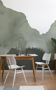 Sitting nicely next to the botanical trend, Sage has been chosen as the Pinterest colour of 2018. The grey-toned green injects a real sense of purity into a room and carries invigorating attributes for the mind and body. The MuralsWallpaper designers have curated a beautiful collection of perfectly sage murals that capture this refreshingly calm trend. Introduce the Pinterest colour of 2018 to your home with mesmerising murals. #murals #homedecor #accentwall #sage #pinterestcolourof2018