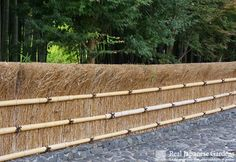 Bamboo fences - Part 1 | Real Japanese Gardens