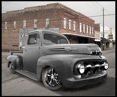 ford trucks old Vintage Pickup Trucks, Classic Pickup Trucks, Old Ford Trucks, Vintage Cars, Lifted Trucks, Lifted Ford, Antique Cars, Jet Packs, Hot Rod Trucks