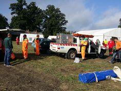 Még mindig a MISINA mentőcsapattal.... :)
