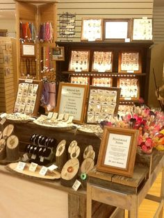 Come see Blooms & Baubles at the Frontier Town Arts & Crafts Mall.