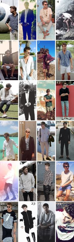 Which outfit do you prefer? - Andreas Wijk