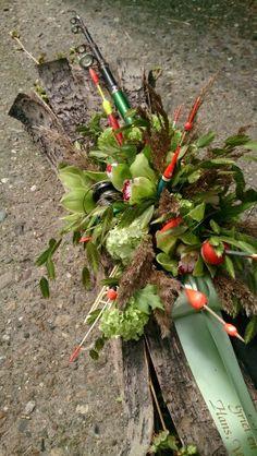 Rouwbloemwerk # funeral flowers @ Floral Art by Jennie Slagter