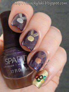 Wacky Laki: Olympic Nails Attempt #2