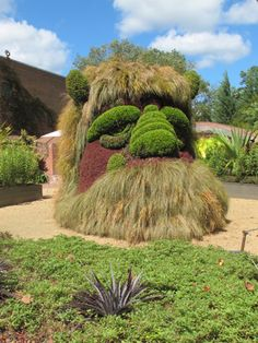 Ogre at the Atlanta Botanical Garden