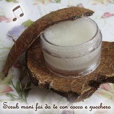 scrub mani cocco e zucchero