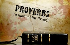 proverbs | Outline – Book of Proverbs | ericaeggleston