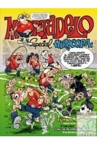 MORTADELO Y FILEMON ESPECIAL EUROCOPA