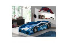 Lit enfant voiture de police - Someo