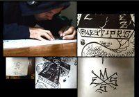 Jesse Martinez em um video completo sobre criação de estampas fabricação de shapes desda prensa a parte de recorte e colagem da estampa no deck já pronto e liso. decls Old School aqueles modelos dos anos 80 que hoje são reliquias
