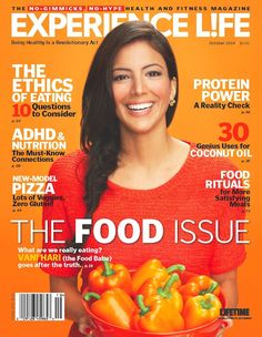 It Was All An Accident… Thank You For The Experience Life Magazine Cover on http://foodbabe.com