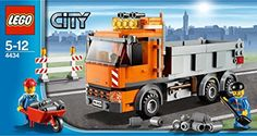 Lego City 4434 - Kipplaster » LegoShop24.de