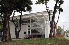 Habitantes del Sena recibieron moderna Biblioteca www.CityCali.com