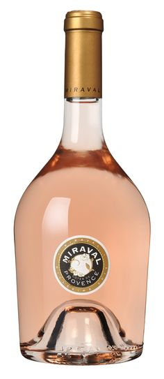 "2012 Miraval Côtes de Provence Rosé ""Pale salmon pink in color, with inviting, mineral driven watermelon and strawberry flavors and aromas shaded with a subtle herbaceous note. Medium-to-medium-full bodied, with great presence and balance, and very good length on the finish... this is as fine as, if not better than anything we've had this year, and probably last year as well. The striking bottle design makes for an especially attractive package. More please! Find this wine."""