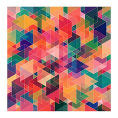 Cuben Illusion Variant Print by Simon C Page, via Flickr
