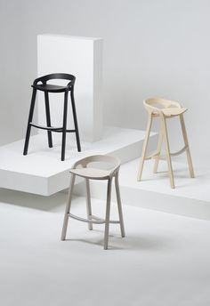 MC1 She Said Stool – Mattiazzi  by Nitzan Cohen  vm
