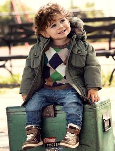 Kids + Layers | Baby Boy Size 4-24m |  H&M US